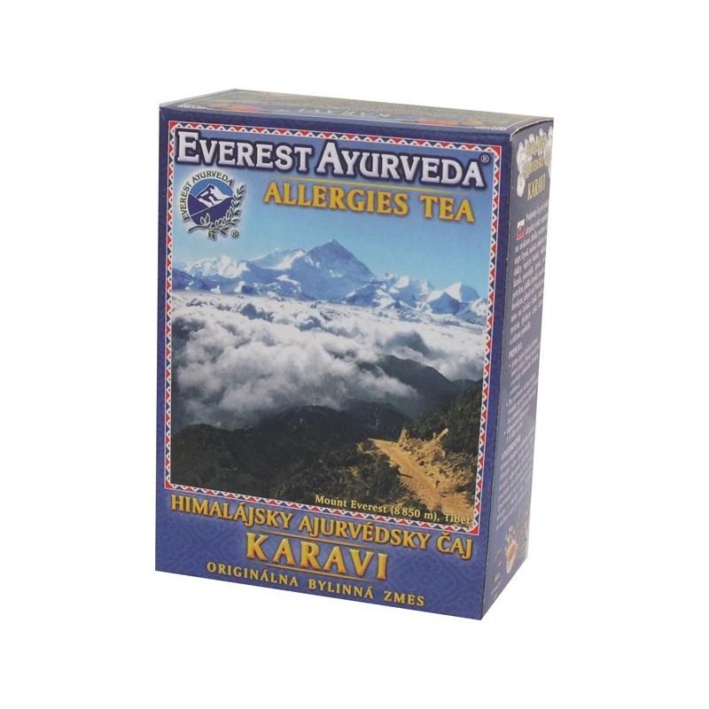 Herbatka wspomagająca przy alergiach KARAVI