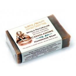 Mydło naturalne Czekoladowe do skóry suchej silnie nawilżające