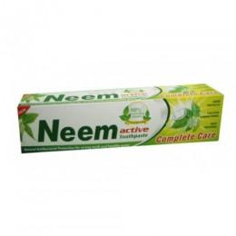 Pasta do zębów NEEM bez fluoru ziołowa pasta do zębów neem