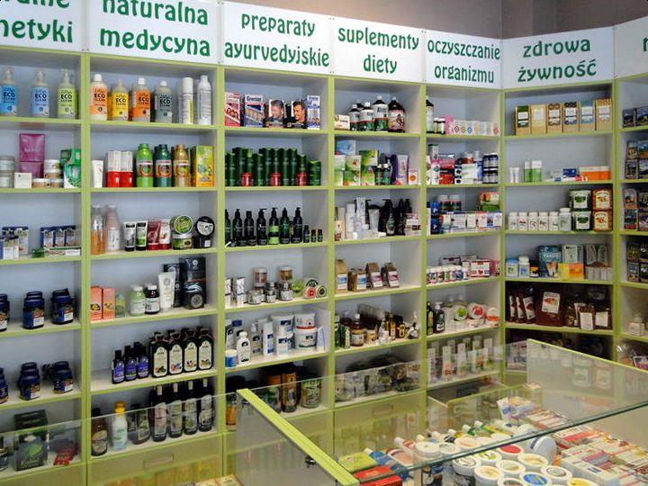 Pierwszy sklep franczyzowy naturalna medycyna w warszawie otwarty Sklepy designerskie warszawa