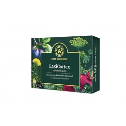 LaxiCortex 15 kaps. Herbal...