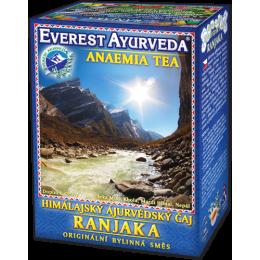 RANJAKA - Niedokrwistość Herbatka ajurwedyjska