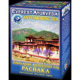 PACHAKA Kuracja odwykowa Przy uzależnieniach Herbatka ajurwedyjskich ziół przy uzależnieniach