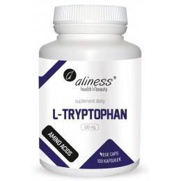 L-Tryptophan 500mg 100 kaps. Aliness L-tryptofan