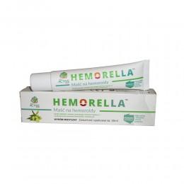 Hemorella - maść na hemoroidy 30ml Humulus lupulus L.