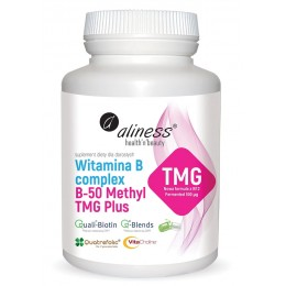 Witamina B-50  Methyl TMG...