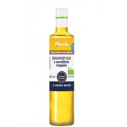 Bio Olej z zarodków rzepaku o Smaku Masła Olandia