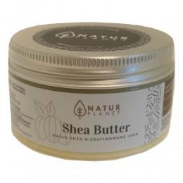 Masło Shea nierafinowane 100 ml