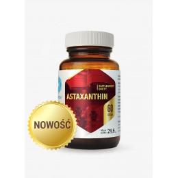 Astaxanthin 60 kaps. Hepatica   astaksantyna  AstaReal algi haematococcus pluvialis