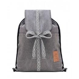 Pojemny, praktyczny i kompaktowy worek Plecak DżINS