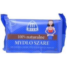 Milo mydło szare100% czysty naturalny produkt bez chemicznych substancji i zapachu