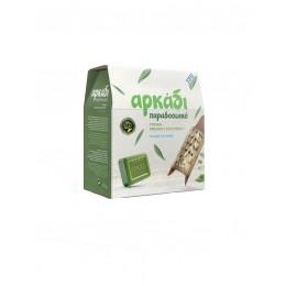 Płatki z zielonego mydła 750g Arkadi do ogólnego zastosowania zmydlone oleje z oliwek