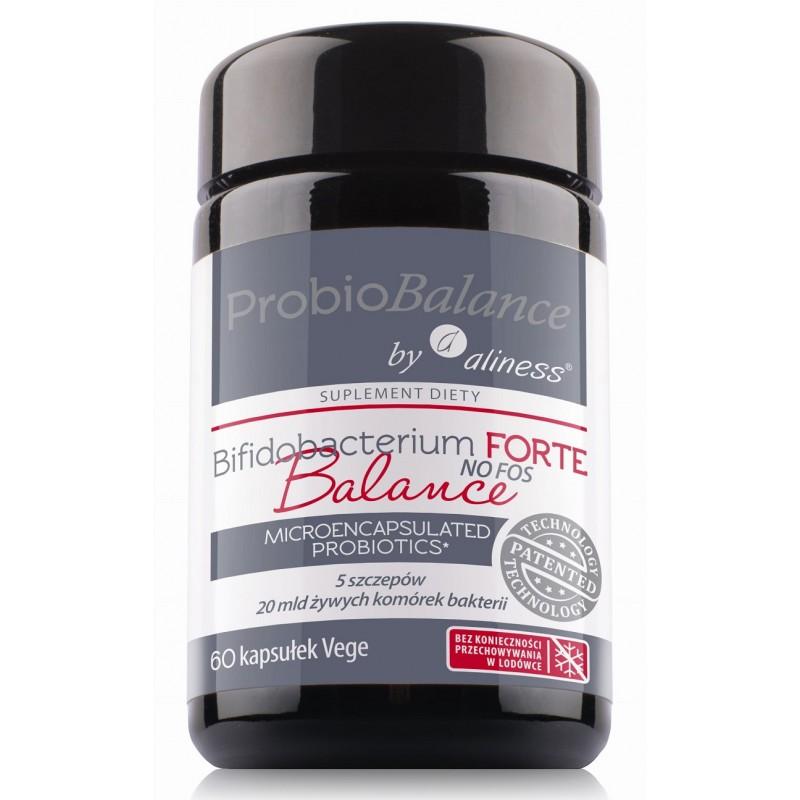 Probio Balance Bifidobacterium Forte 60 kaps. Aliness