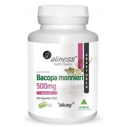 Bacopa monnieri extract 50%...