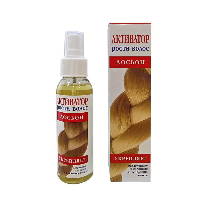 Tonik - spray aktywator wzrostu włosów 100ml ekstrakty z imbiru skrzypu aloes olejki eteryczne ylang - ylang  rozmaryn