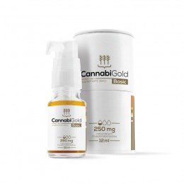CannabiGold Basic 250mg...