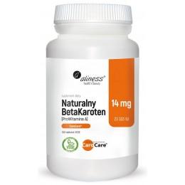 Naturalny BetaKaroten 14 mg...