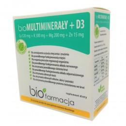 bio Multiminerały + D3 28...