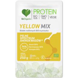 Yellow MIX białek...