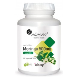 Moringa 500mg extract 20%...