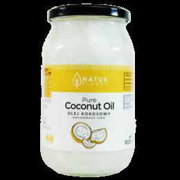 Olej kokosowy rafinowany...