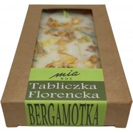 Zapachowa tabliczka florencka Bergamotka
