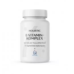 Holistic E-vitamin komplex...