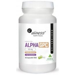 Alpha-GPC 300mg 60 kaps...