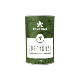 Herbatka konopna Odporność...