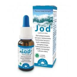 Jod 20ml Dr Jacob's 150μg jodu