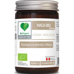 Maca ekstrakt BIO 500 mg...
