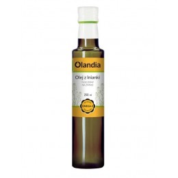Olej z lnianki rydzowy...