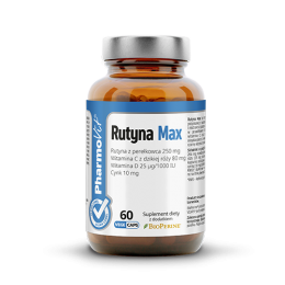 Rutyna Max 60 kaps....