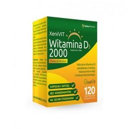 XeniVIT Witamina D3 2000IU...