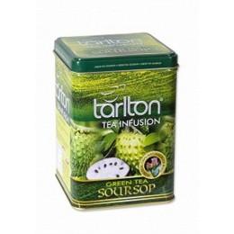 Herbata zielona TARLTON Sour Sop 250 g. Owoc Graviola