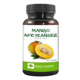 Mango afrykańskie ekstrakt z pestek mango suplement diety