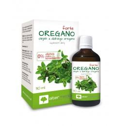 Oregano forte olej z dzikiego oregano suplement diety