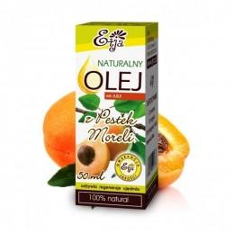 Naturalny olej z pestek moreli 50ml olej z pestek moreli