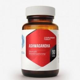 Ashwagandha Żeń-szeń indyjski wzmocnienie organizmu zwiększenie wydolności