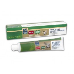 Pasta do zębów z miodem Manuka i Propolisem Miody manuka