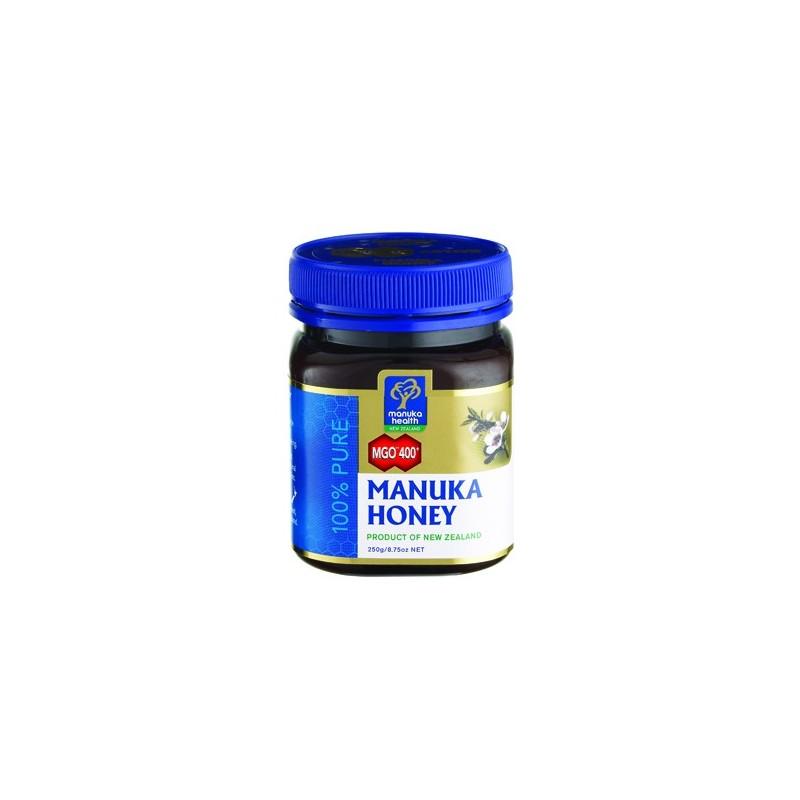 Miody Manuka Miód Manuka MGO 400+ (250g.)