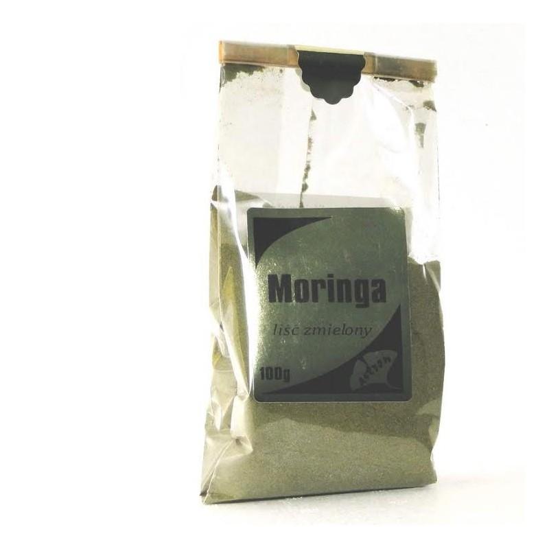 Moringa - mielone liście 100g