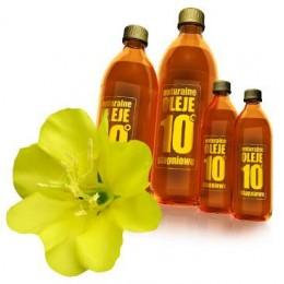 Olej z wiesiołka Złotopolski 10 stopniowy Olej z Wiesiołka