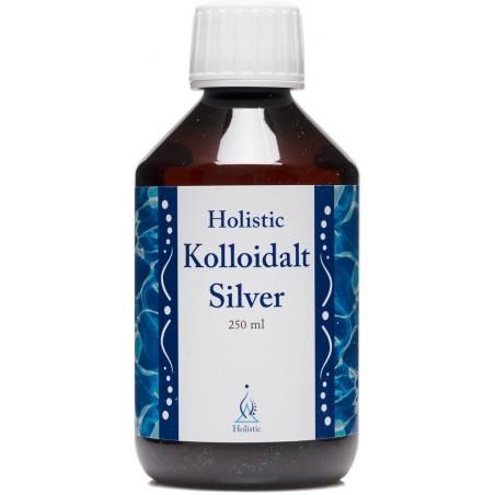 Holistic Kolloidalt Silver srebro koloidalne dejonizowana woda i jony srebra 10 mg na litr 10 ppm