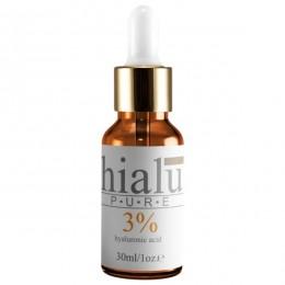 Hialu Pure 3% 10 ml serum z kwasem hialuronowym kwas hialuronowy