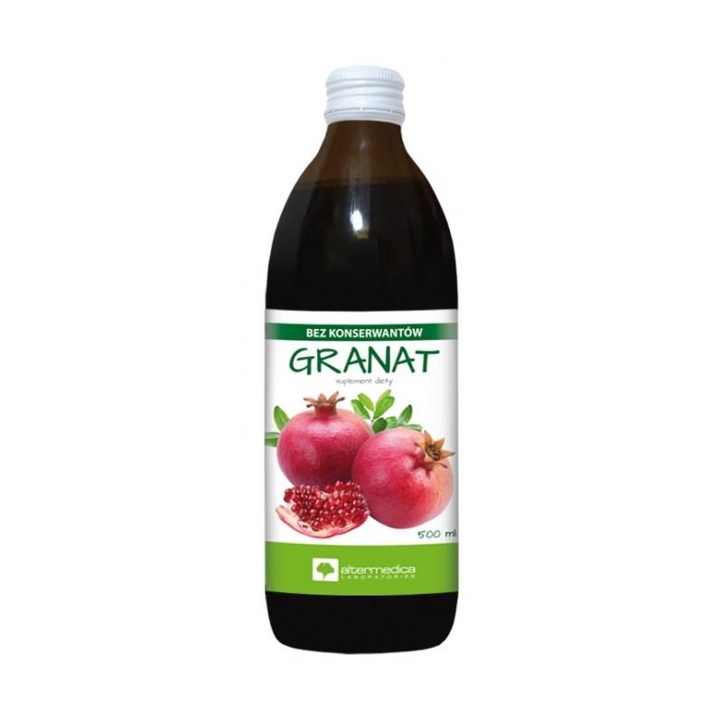 Sok Granat 1000 ml Alter Medica