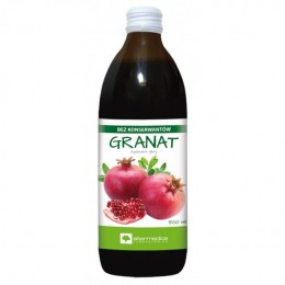 Sok Granat 1000 ml Alter Medica
