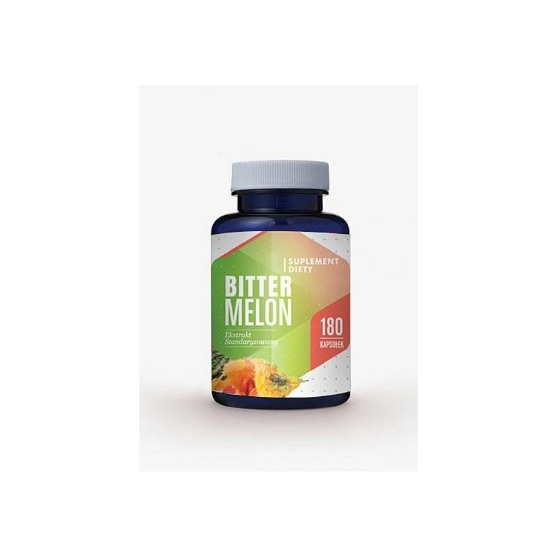 Bitter Melon 180 kapsułek ekstrakt standaryzowany gorzki melon