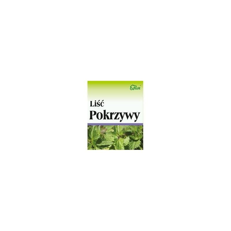 Pokrzywa liść herbatka ekologiczna 25 g
