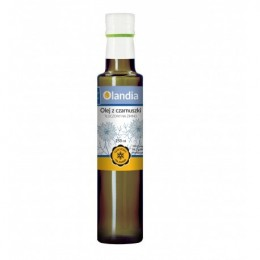Olej z czarnuszki 250 ml Olandia